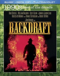 Backdraft (Blu-ray + Digital Copy + UltraViolet)