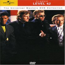 The Universal Masters DVD Collection: Level 42