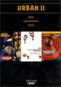 Urban II DVD Collector's Pack (Foolish / Belly / Caught Up)