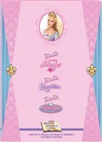 Barbie Fantasy Tales Collection (The Nutcracker / Rapunzel / Swan Lake)