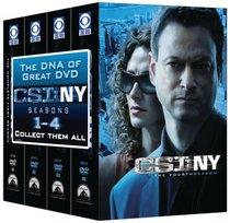 C.S.I.: NY - Season 1-4
