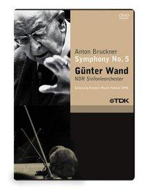 Bruckner:  Symphony No. 5 - Gunter Wand