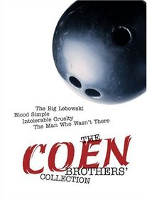The Coen Brothers Collection (The Big Lebowski/Blood Simple/The Man Who Wasn't There/Intolerable Cruelty)