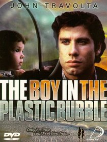 Boy in Plastic Bubble