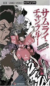 Samurai Champloo (Vol. 4) [UMD for PSP]