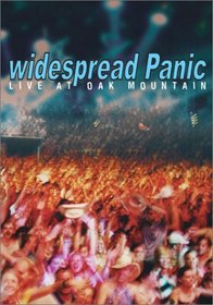 Widespread Panic - Live at Oak Mountain