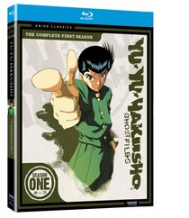 Yu Yu Hakusho: Season One (Classic) [Blu-ray]