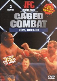 Caged Combat - Kiev, Ukraine