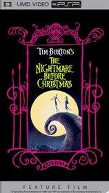 Tim Burton's The Nightmare Before Christmas [UMD for PSP]