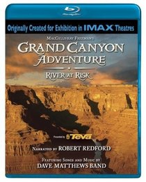 Grand Canyon Adventure: River at Risk (IMAX) [Blu-ray]
