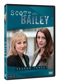Scott & Bailey: Season 3 (DVD)