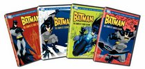 The Batman - The Complete First Four Seasons (DC Comics Kids Collection)