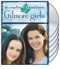 Gilmore Girls: The Complete Second Season (Repackage)