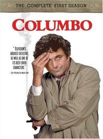 Columbo - The Complete First Season