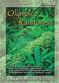Living Landscapes Olympic Rainforest (Standard Definition Version)