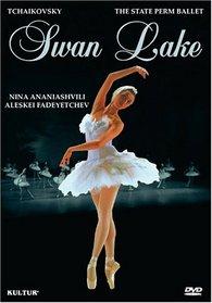 Tchaikovsky - Swan Lake / Ananiashvili, Fadeyetchev, Russian State Perm Ballet