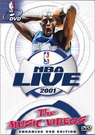 NBA Live 2001 - The Music Videos