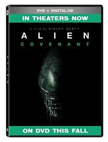 Alien: Covenant (DVD + DHD)