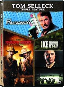 Ike: Countdown to D-Day / Runaway (1984) / Shadow Riders, the - Set