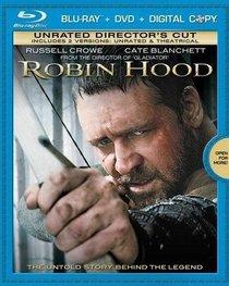 Robin Hood: 4-Disc Edition (Includes Blu-ray + DVD + Digital Copy + Bonus Disc) [Blu-ray]