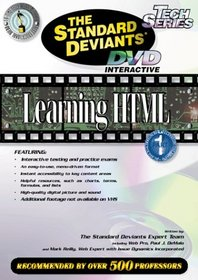 The Standard Deviants - Learning HTML
