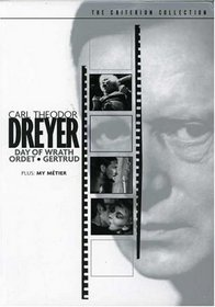 Carl Theodor Dreyer Special Edition Box Set (Day of Wrath, Ordet, Gertrud, and Carl Th. Dreyer - My Metier) - Criterion Collection