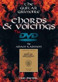 Adam Kadmon: The Guitar Grimoire - Chords and Voicings