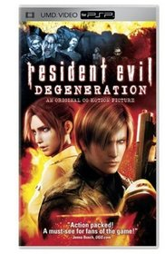 Resident Evil: Degeneration [UMD for PSP]