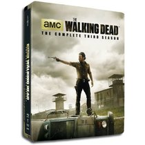 The Walking Dead: Season 3 (Limited Edition Blu-ray with SteelBook Packaging)