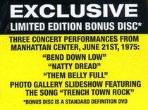 Marley Starring Bob Marley LIMITED EDITION Includes BONUS DVD