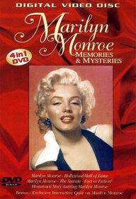 Marilyn Monroe: Memories & Mysteries (Unrated)
