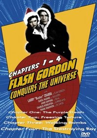 Flash Gordon Conquers the Universe, Episodes 1-4