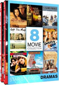 Star-Studded Dramas - 8 Engaging Films - All the Pretty Horses - A Love Song for Bobby Long - The Squid and The Whale - Off The Map - The Lords of Dogtown - Excess Baggage - Motorama - Running With Scissors