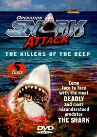 Operation Shark Attack 1-5 (5pc)