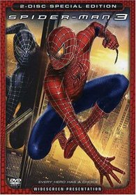 Spider-Man 3 (2-Disc Special Edition) (With Postcard Set And Child's Halloween Full-Hood Red Mask!) DVD