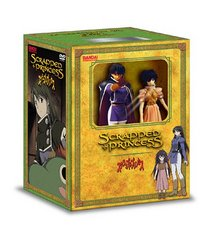 Scrapped Princess, Vol. 5 - Prophesies and Parents (Limited Edition with Figurines)