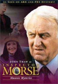 Inspector Morse - Masonic Mysteries
