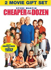 Cheaper by the Dozen - 2 Movie Giftset
