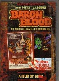 Baron Blood (Gli Orrori Del Castello Di Norimberga) [DVD]