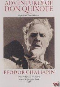 Adventures of Don Quixote / G.W. Pabst, Feodor Chaliapin