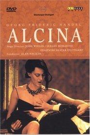 Handel - Alcina / Naglestad, Coote, Schneiderman, Romei, Hacker (Staatsoper Stuttgart 1999)