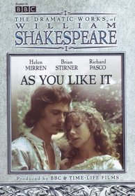 The Dramatic Works of William Shakespeare As You Like It