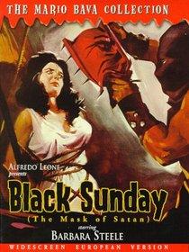 Black Sunday (aka The Mask of Satan)