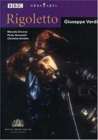 Verdi - Rigoletto / Downes, Gavanelli, Schafer, Alvarez, Royal Opera House