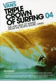 Vans Triple Crown of Surfing 04'- Very Best of Winter From The North Shore, Oahu