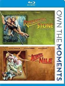 Romancing the Stone / Jewel of the Nile [Blu-ray]