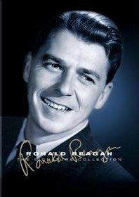 Ronald Reagan - The Signature Collection (Knute Rockne All American / Kings Row / The Hasty Heart / Storm Warning / The Winning Team)