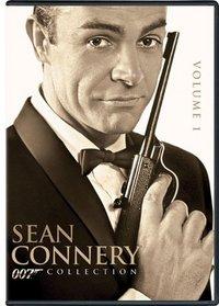 Sean Connery 007 Collection Volume 1
