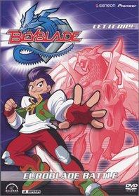 Beyblade - Euroblade Battle (Vol. 7)
