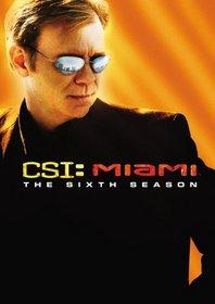 C.S.I. Miami - The Sixth Season